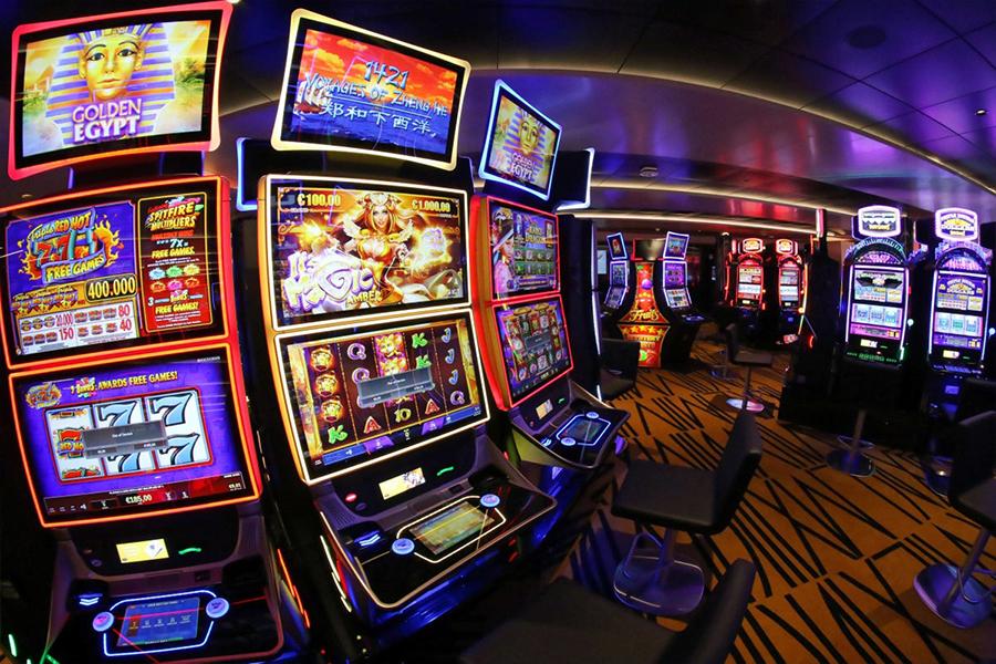 สูตรเล่น SA Gaming สล็อต UFA